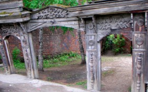 Как появились откатные ворота?