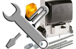 Настройка и ремонт автоматики для ворот.