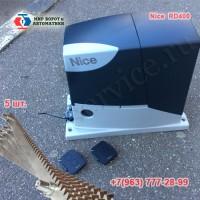 Комплект Nice RD400 + 5 реек