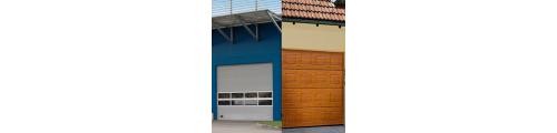 Какие ворота искали - в цех или для гаража?