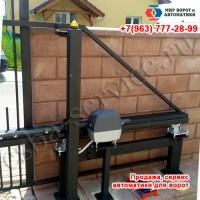 LineaMatic - привод для откатных ворот