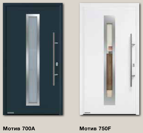 Общее описание параметров надежных дверей Hormann