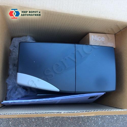комплект для откатных ворот - привод Nice RD400 в упаковке